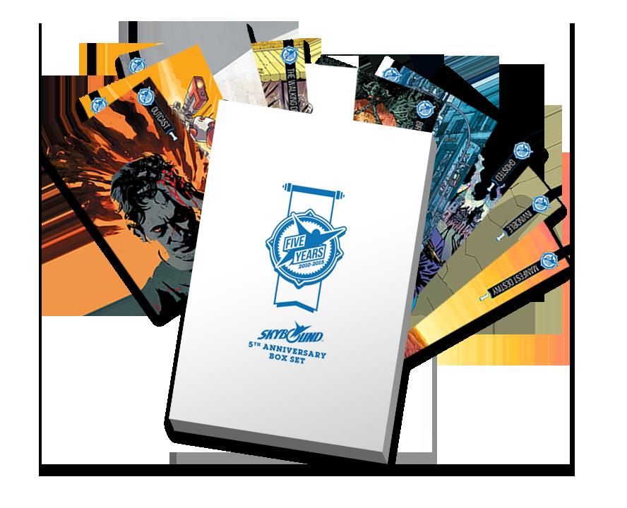 BoxSet-All-Comics