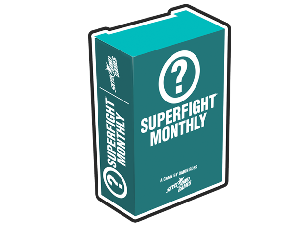 superfight-monthly-clear