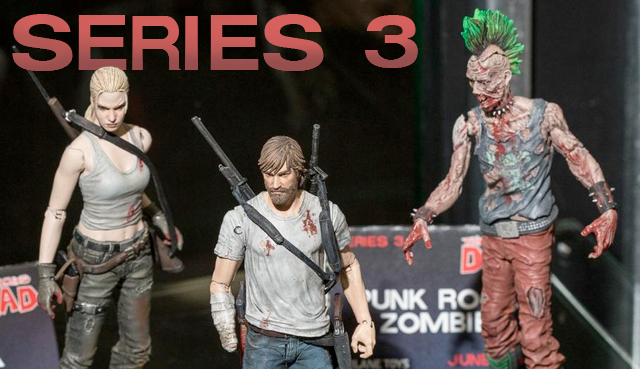 McFarlane Toys The Walking Dead Comic Series 3 Dwight Figure 145144