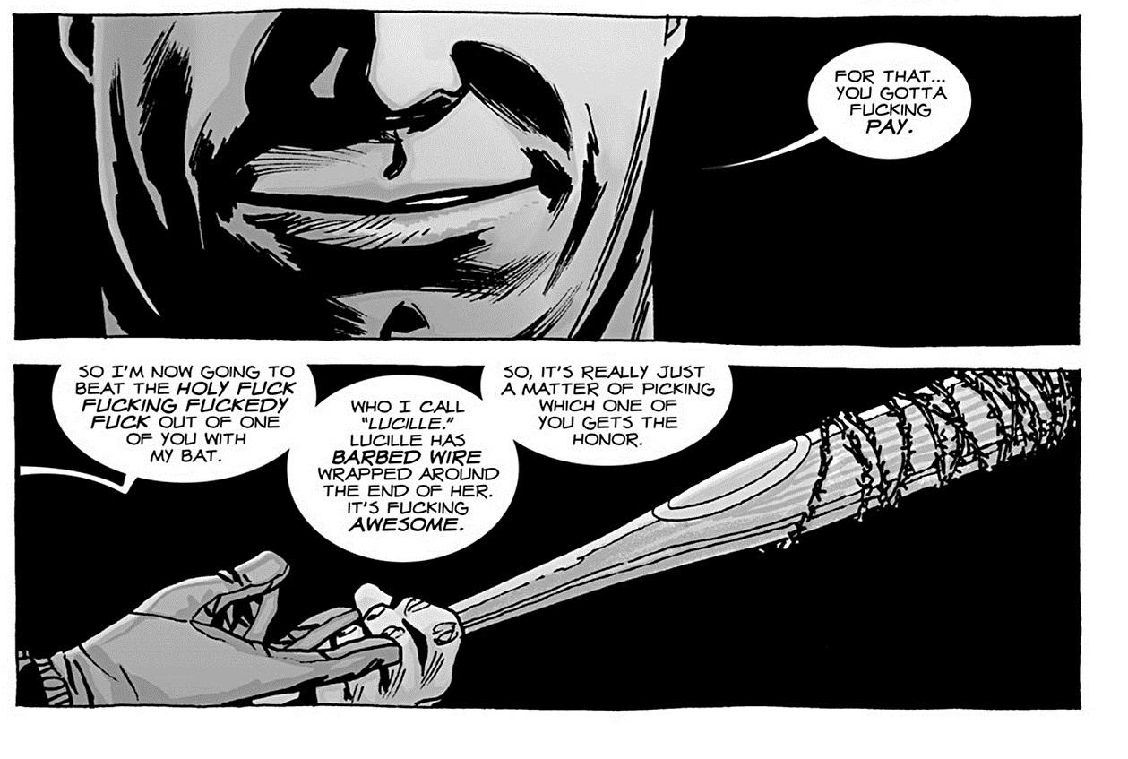 10 Best Walking Dead Comic Couples - Skybound Entertainment