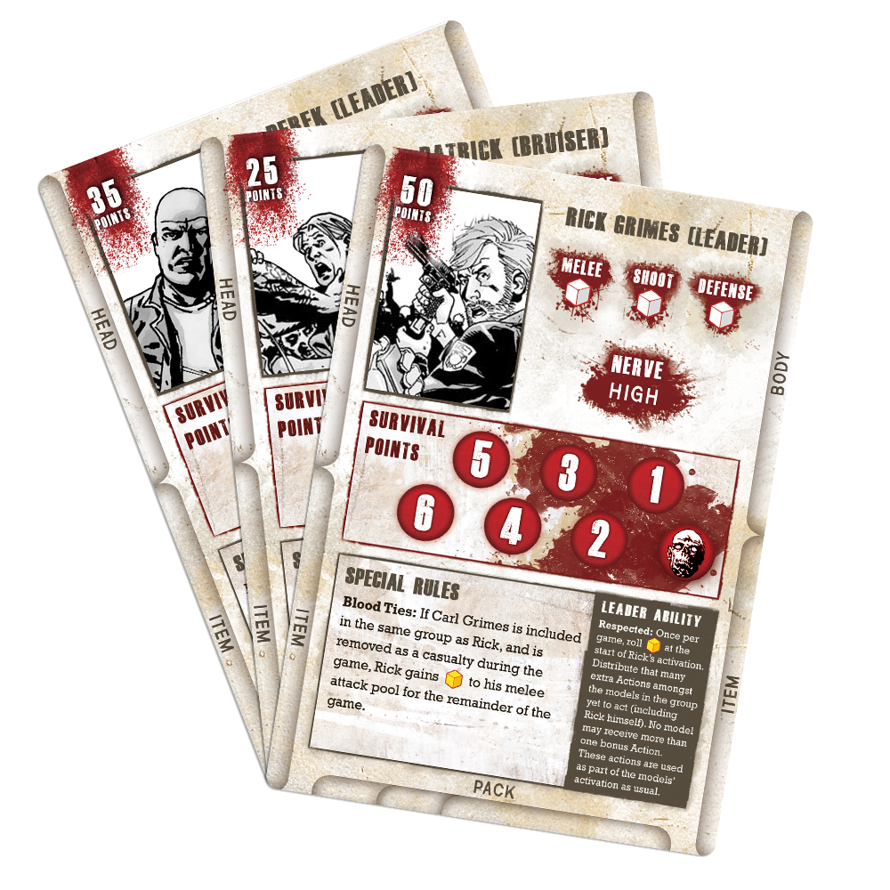 TWD-charactercards
