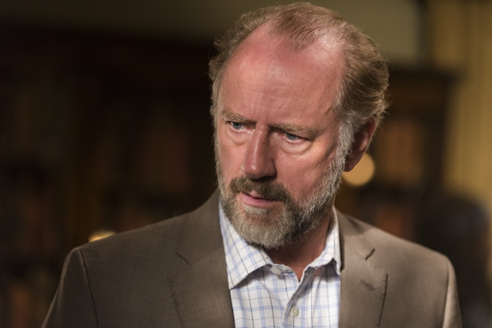 Xander Berkeley as Gregory- The Walking Dead _ Season 7, Episode 9 - Photo Credit: Gene Page/AMC