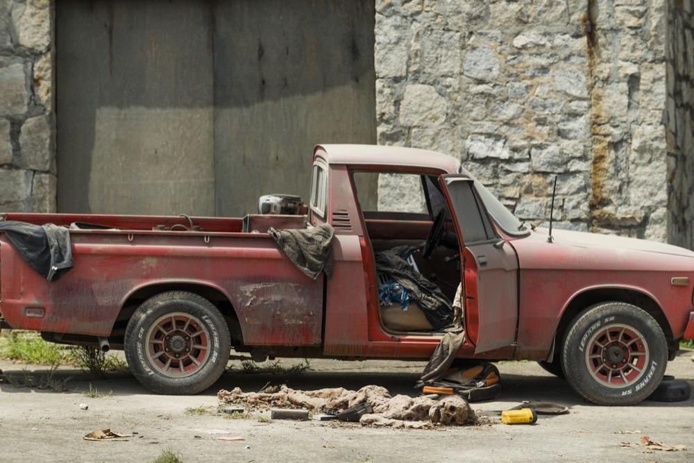 - The Walking Dead _ Season 7, Episode 9 - Photo Credit: Gene Page/AMC