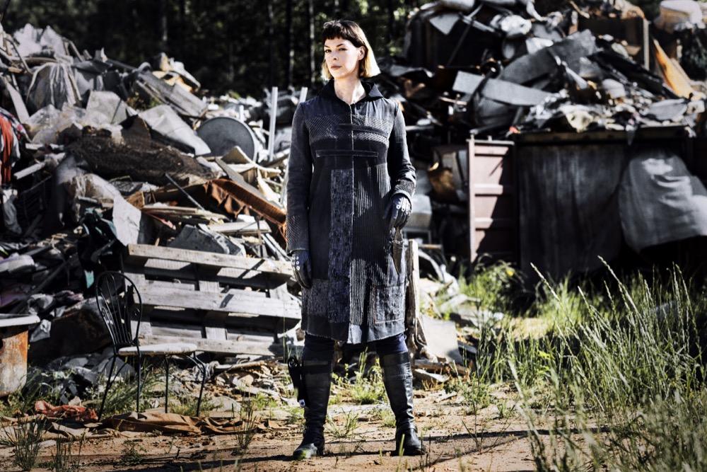 Pollyanna McIntosh as Jadis- The Walking Dead _ Season 8, Gallery - Photo Credit: Alan Clarke/AMC