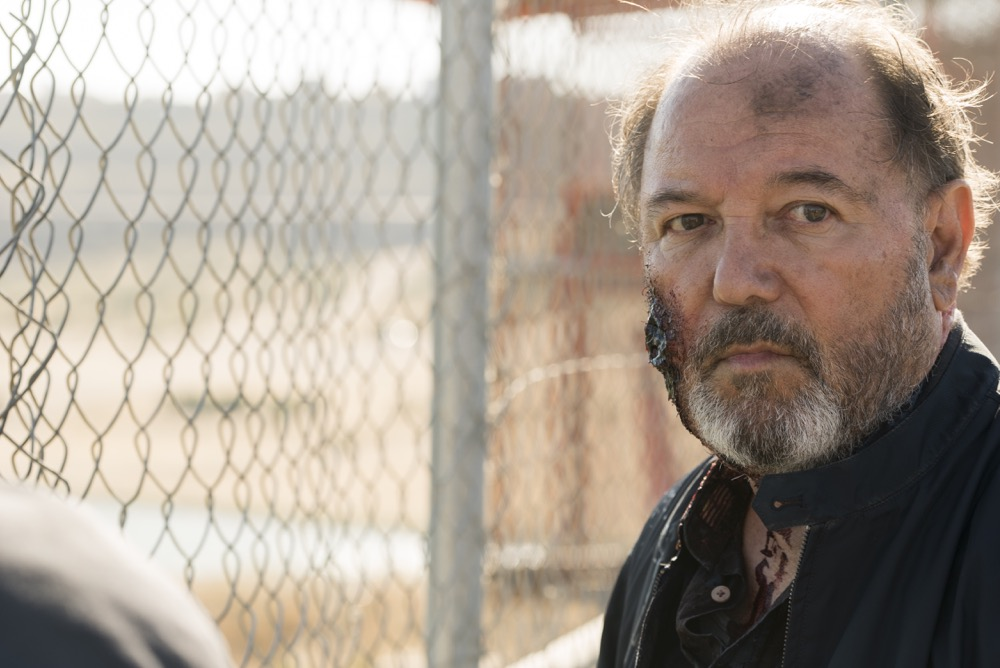 How Daniel Salazar Found His Way Back To Fear the Walking Dead