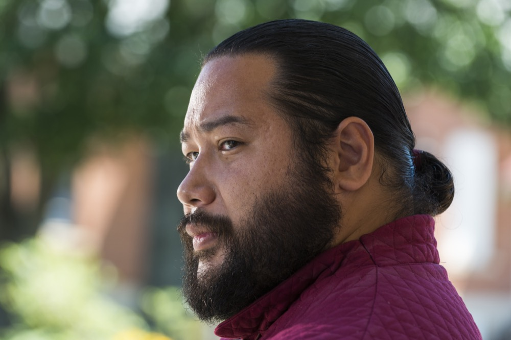 Cooper Andrews as Jerry - The Walking Dead _ Season 8, Episode 6 - Photo Credit: Gene Page/AMC