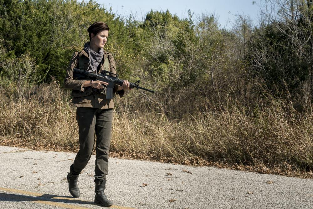 Maggie Grace as Althea - Fear the Walking Dead _ Season 4, Episode 1 - Photo Credit: Richard Foreman, Jr/AMC