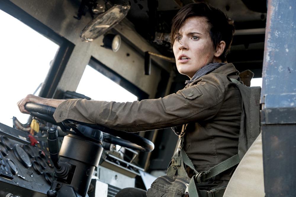 Maggie Grace as Althea- Fear the Walking Dead _ Season 4, Episode 1 - Photo Credit: Richard Foreman, Jr/AMC