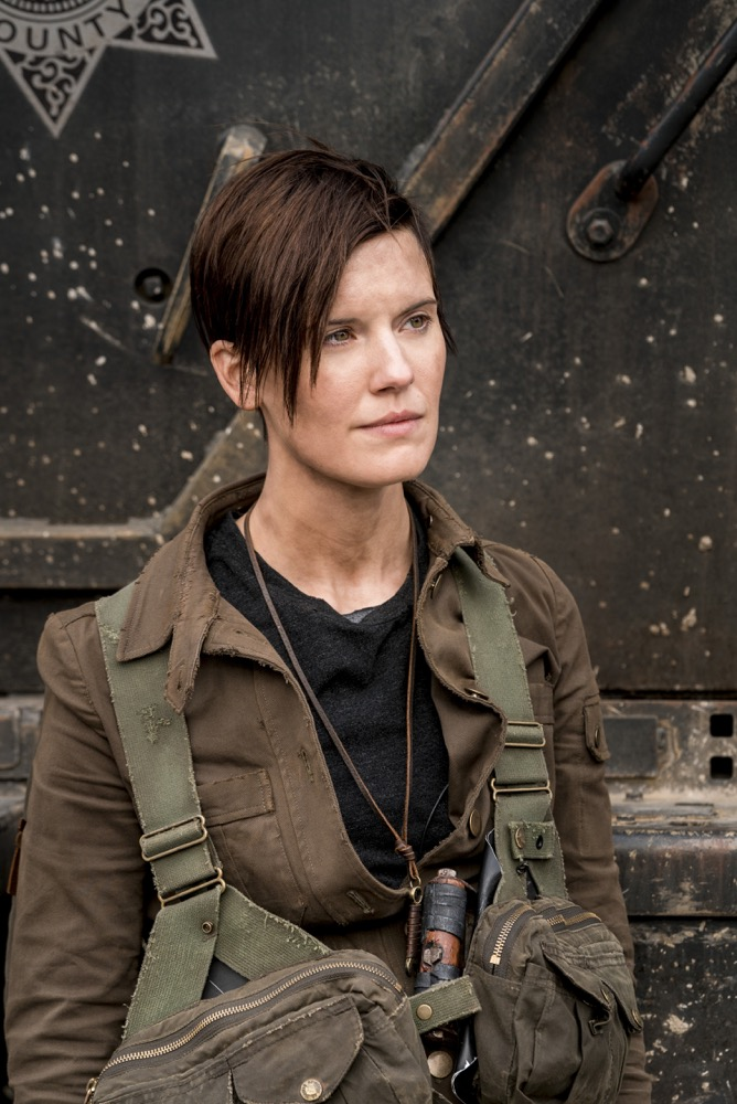 Maggie Grace as Althea - Fear the Walking Dead _ Season 4, Episode 3 - Photo Credit: Richard Foreman, Jr/AMC