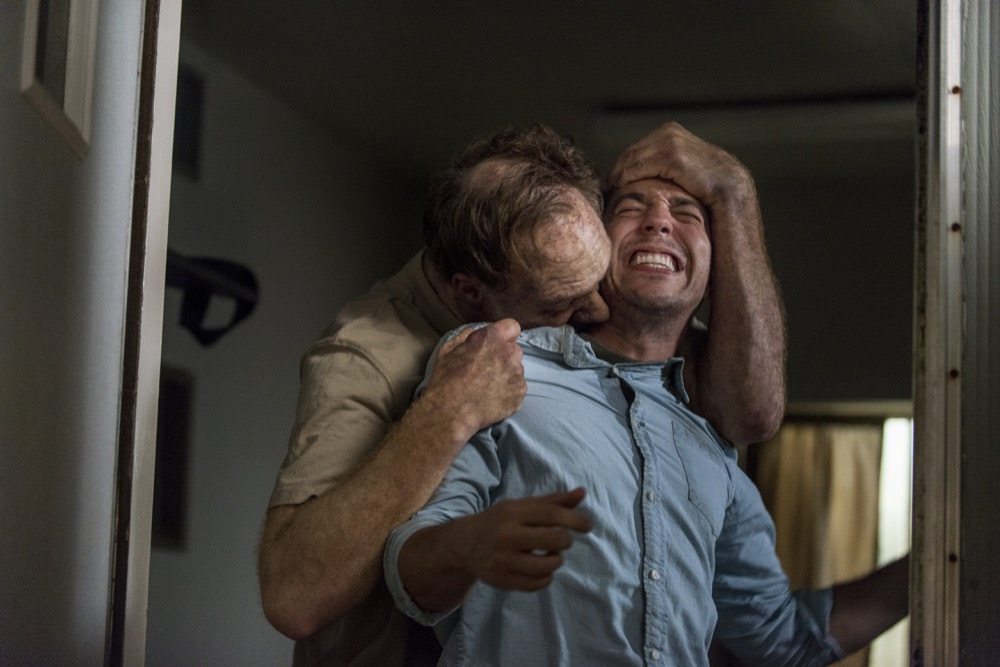 Jason Douglas as Tobin - The Walking Dead _ Season 8, Episode 13 - Photo Credit: Gene Page/AMC