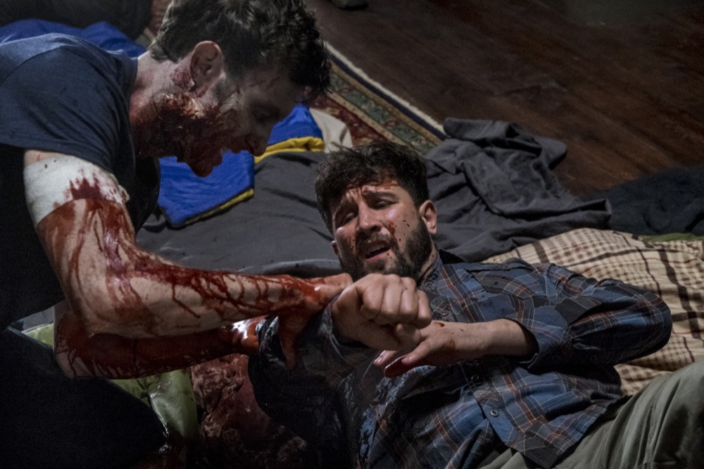 The Walking Dead _ Season 8, Episode 13 - Photo Credit: Gene Page/AMC