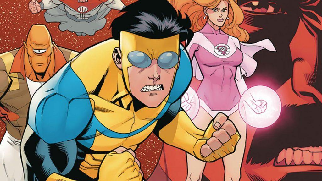 Invincible Best superhero comic