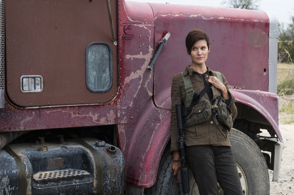 Maggie Grace as Althea - Fear the Walking Dead _ Season 4, Episode 3 - Photo Credit: Richard Foreman, Jr/AMC