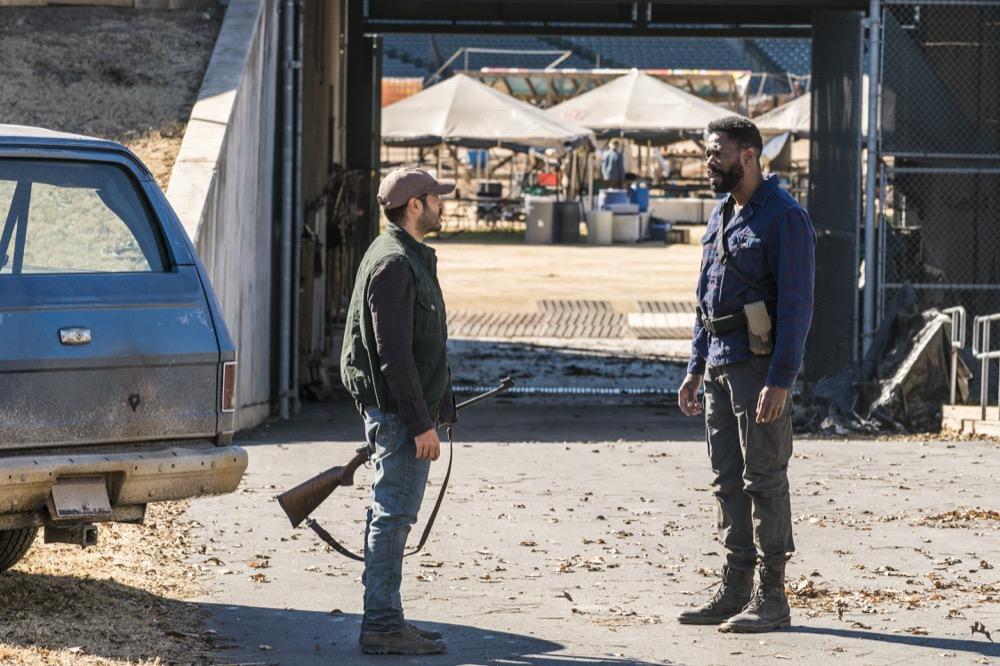 Colman Domingo as Victor Strand - Fear the Walking Dead _ Season 4, Episode 4 - Photo Credit: Richard Foreman, Jr/AMC