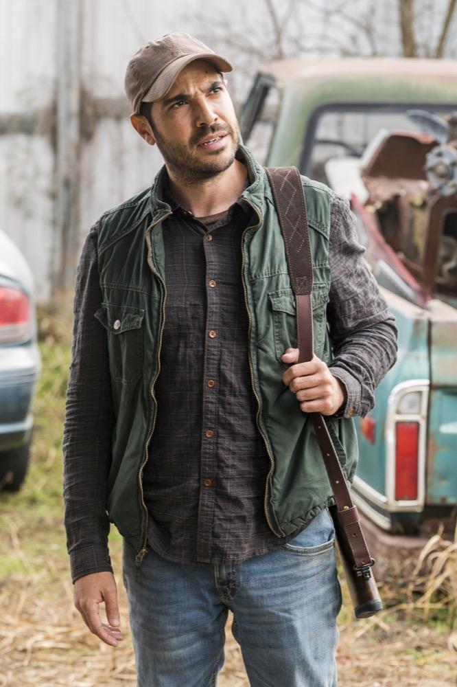 Sebastian Sozzi as Cole- Fear the Walking Dead _ Season 4, Episode 4 - Photo Credit: Richard Foreman, Jr/AMC