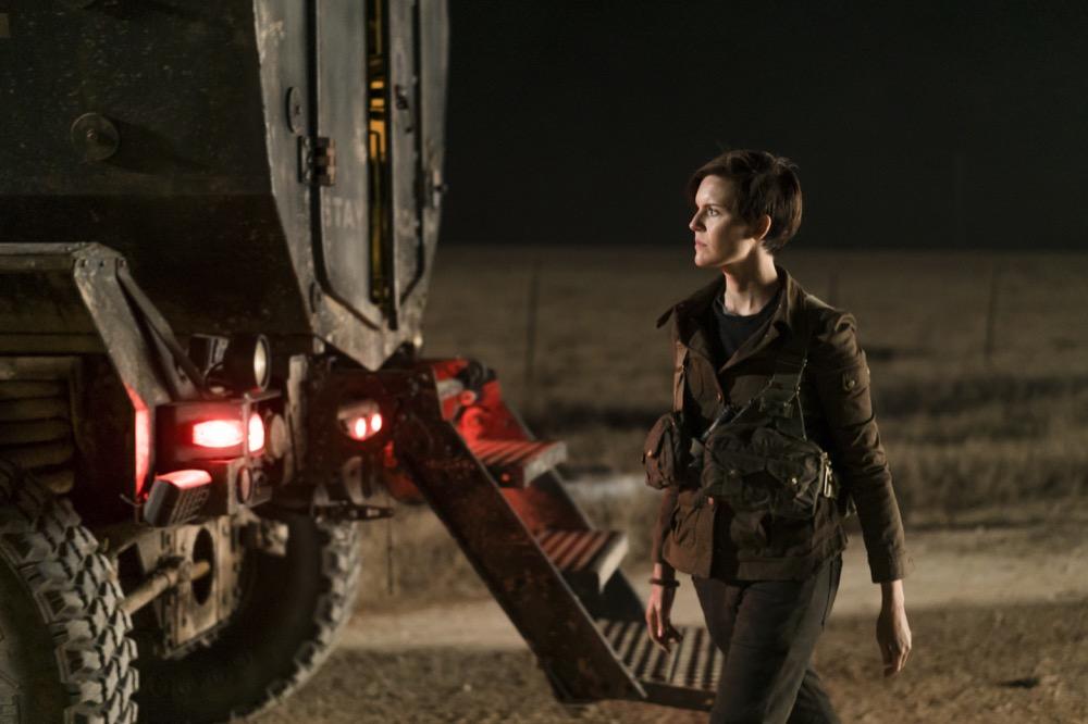 Maggie Grace as Althea - Fear the Walking Dead _ Season 4, Episode 4 - Photo Credit: Richard Foreman, Jr/AMC