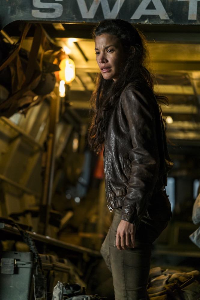 Danay Garcia as Luciana - Fear the Walking Dead _ Season 4, Episode 4 - Photo Credit: Richard Foreman, Jr/AMC
