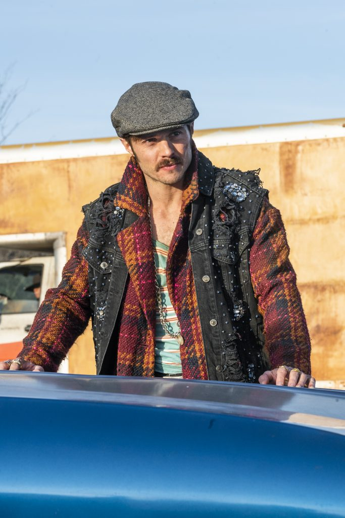 Evan Gamble as Ennis- Fear the Walking Dead _ Season 4, Episode 6 - Photo Credit: Richard Foreman, Jr/AMC