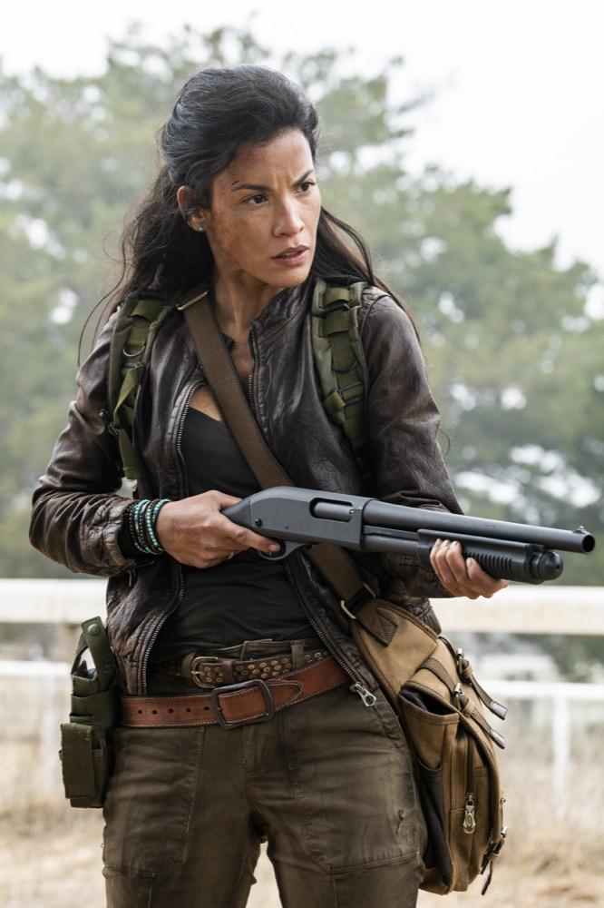 Danay Garcia as Luciana - Fear the Walking Dead _ Season 4, Episode 6 - Photo Credit: Richard Foreman, Jr/AMC