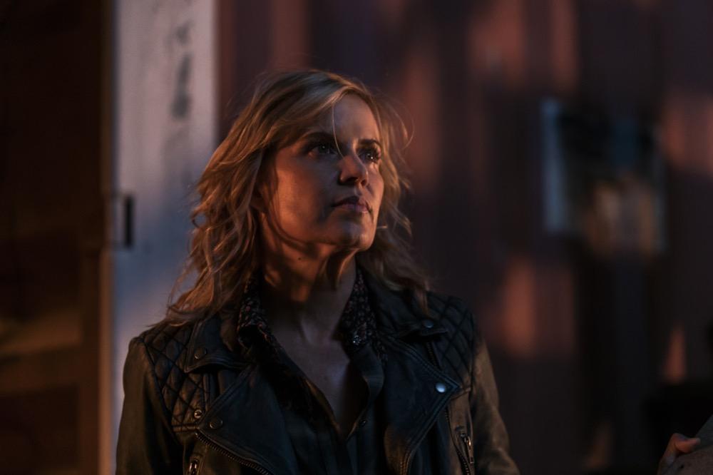 Kim Dickens as Madison Clark - Fear the Walking Dead _ Season 4, Episode 7 - Photo Credit: Richard Foreman, Jr/AMC