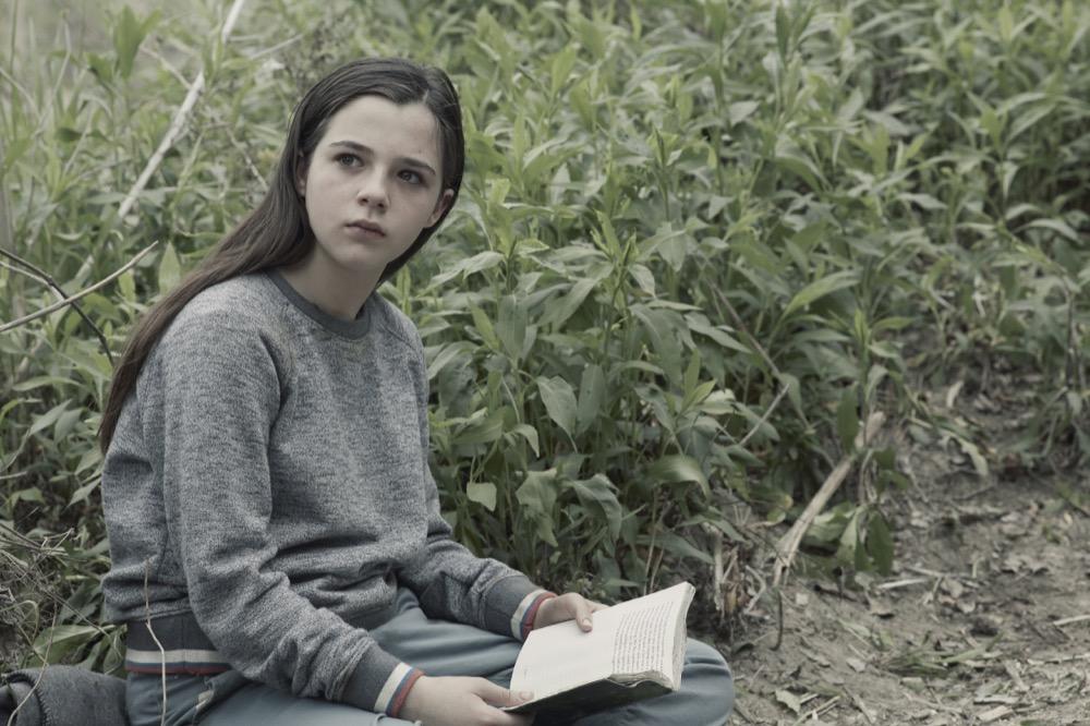 Alexa Nisenson as Charlie- Fear the Walking Dead _ Season 4, Episode 9 - Photo Credit: Ryan Green/AMC