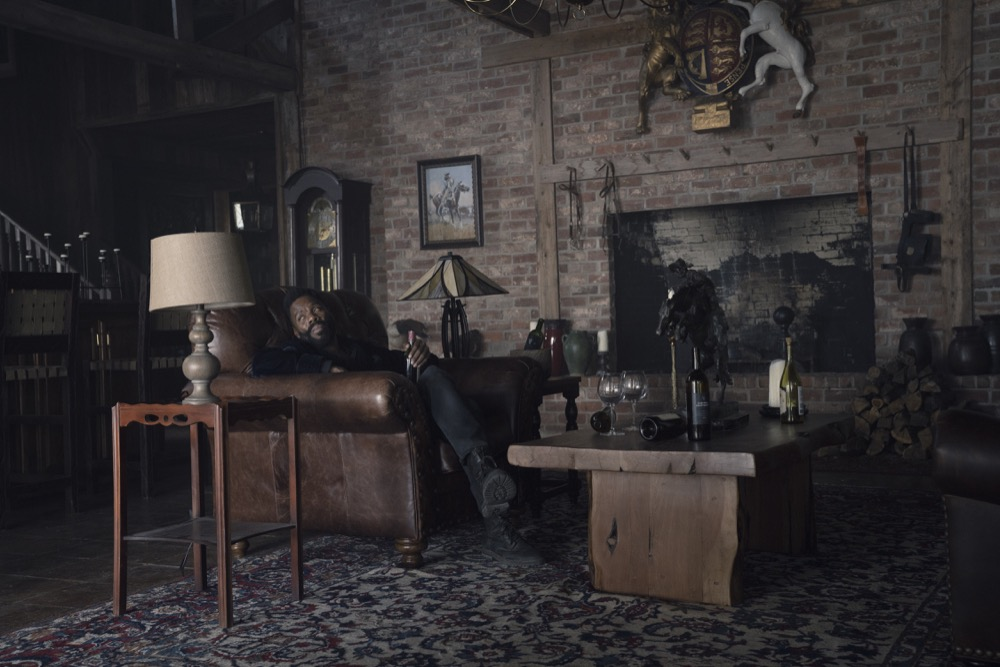 Colman Domingo as Victor Strand- Fear the Walking Dead _ Season 4, Episode 9 - Photo Credit: Ryan Green/AMC