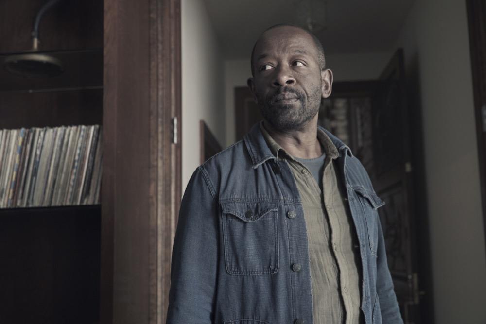 Lennie James as Morgan Jones - Fear the Walkin g Dead _ Season 4, Episode 9 - Photo Credit: Ryan Green/AMC