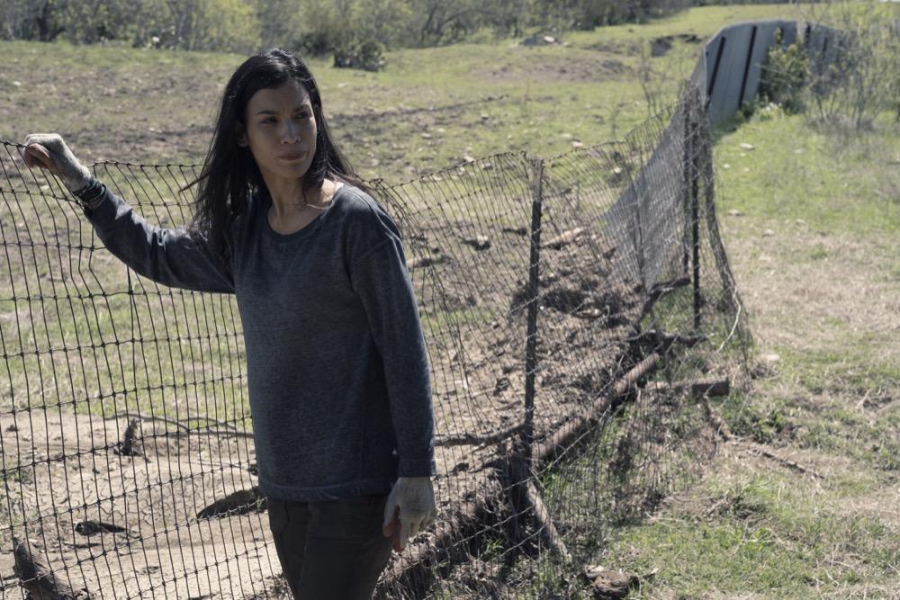 Danay Garcia as Luciana- Fear the Walking Dead _ Season 4, Episode 9 - Photo Credit: Ryan Green/AMC