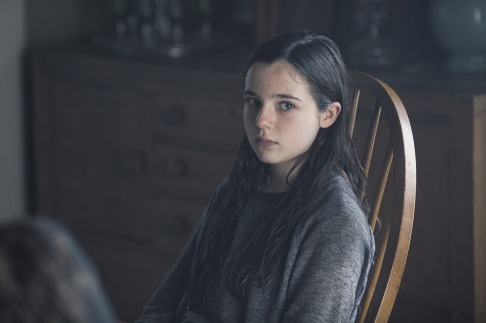 Alexa Nisenson as Charlie- Fear the Walking Dead _ Season 4, Episode 10 - Photo Credit: Ryan Green/AMC
