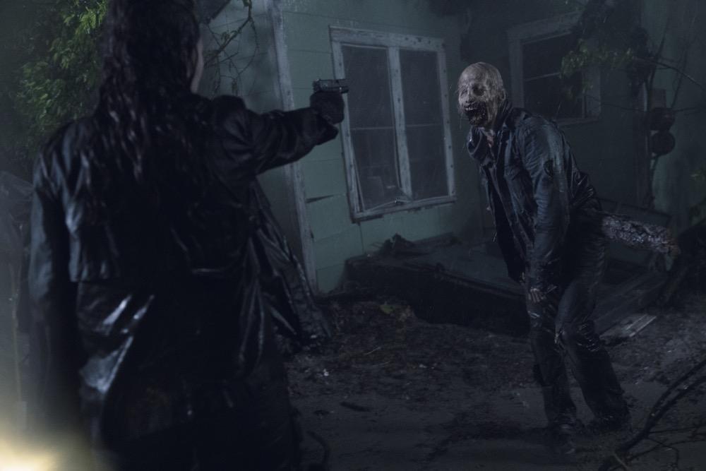 Alycia Debnam-Carey as Alicia Clark- Fear the Walking Dead _ Season 4, Episode 10 - Photo Credit: Ryan Green/AMC