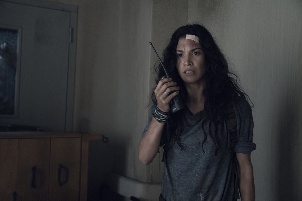 Danay Garcia as Luciana - Fear the Walking Dead _ Season 4, Episode 14 - Photo Credit: Ryan Green/AMC