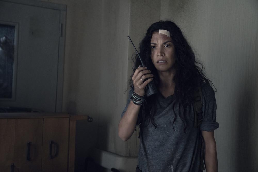 Danay Garcia as Luciana- Fear the Walking Dead _ Season 4, Episode 14 - Photo Credit: Ryan Green/AMC