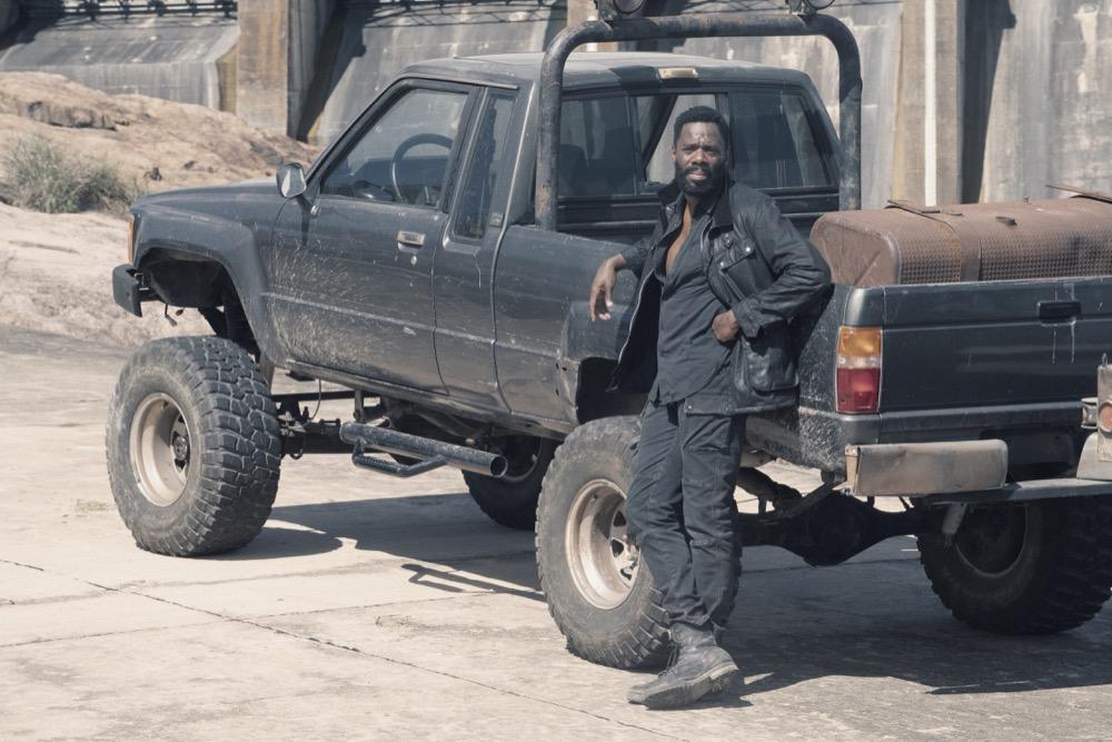 Colman Domingo as Victor Strand- Fear the Walking Dead _ Season 4, Episode 16 - Photo Credit: Ryan Green/AMC