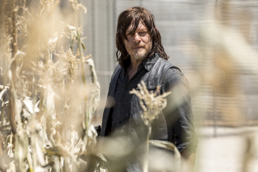 Norman Reedus as Daryl Dixon The Walking Dead _ Season 9, Episode 1 - Photo Credit: Jackson Lee Davis/AMC