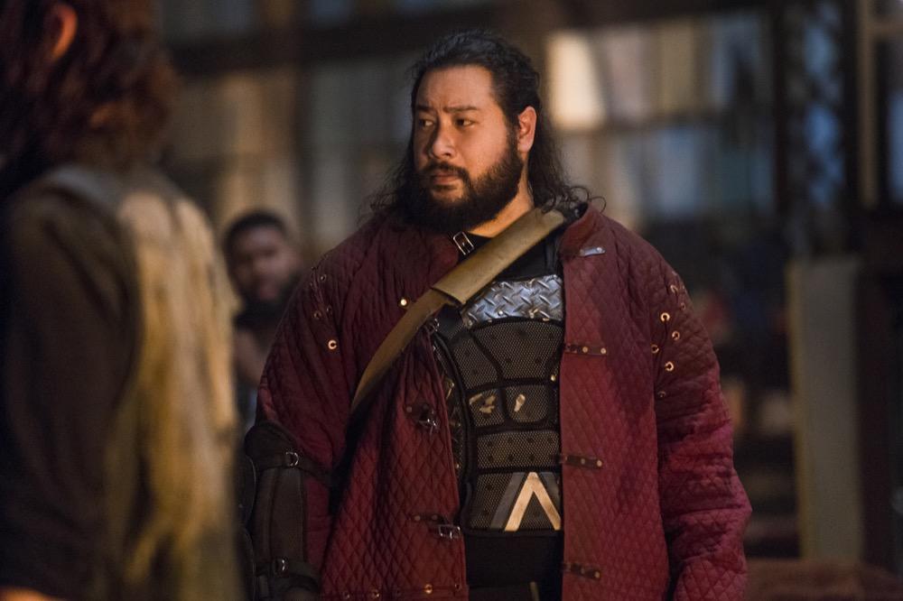 Cooper Andrews as Jerry- The Walking Dead _ Season 9, Episode 1 - Photo Credit: Jackson Lee Davis/AMC