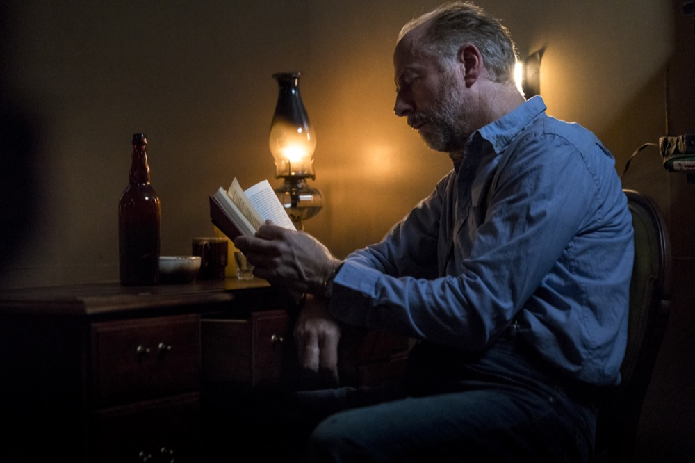 Xander Berkeley as Gregory- The Walking Dead _ Season 9, Episode 1 - Photo Credit: Jackson Lee Davis/AMC
