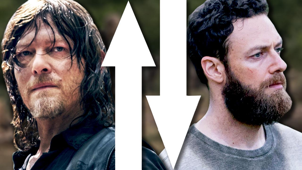 The Walking Dead Season 9 Power Rankings Week Two