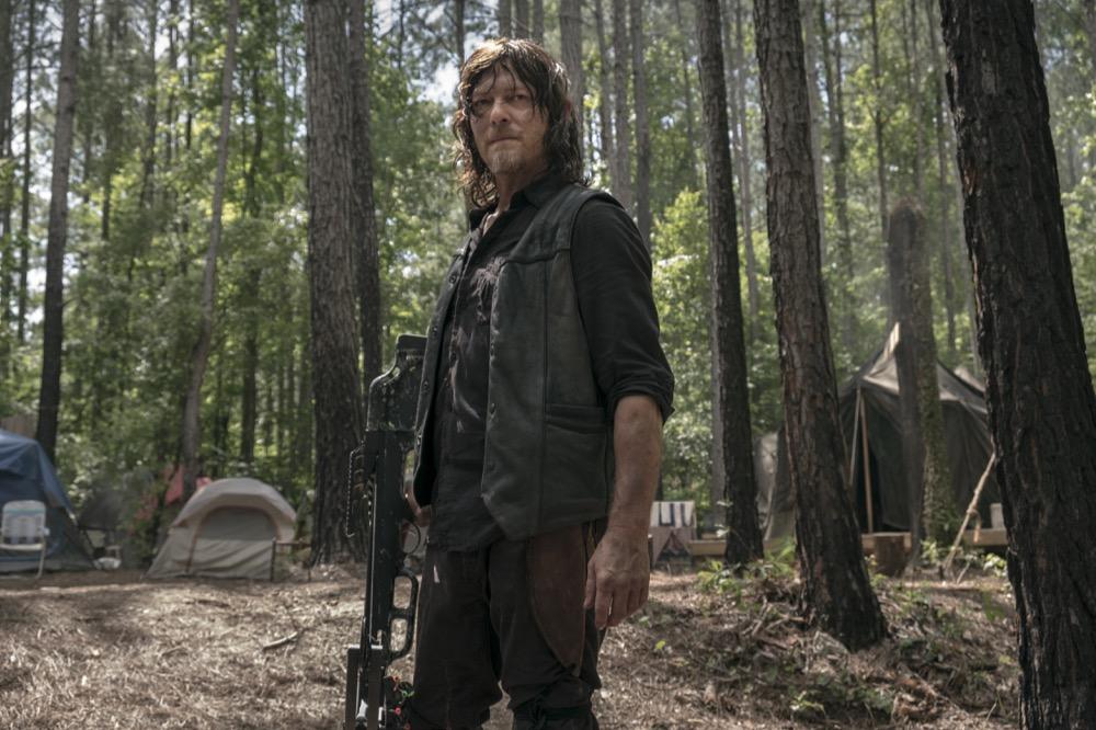 Norman Reedus as Daryl Dixon- The Walking Dead _ Season 9, Episode 3 - Photo Credit: Gene Page/AMC