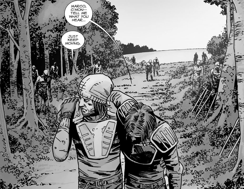 The Walking Dead Season 9 Premiere: Comic vs  Show