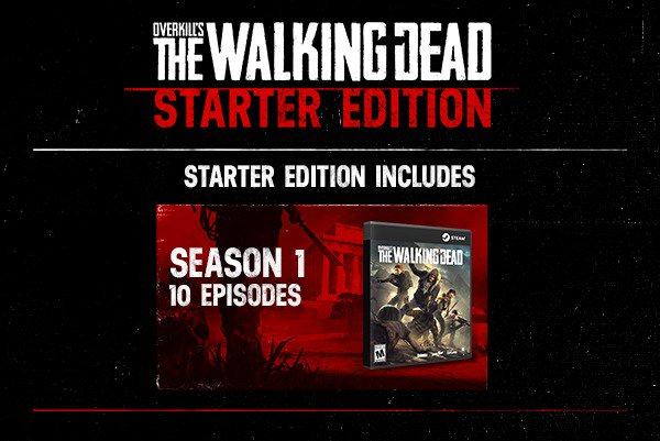 Overkill's The Walking Dead Announces Season 2, Voice Chat