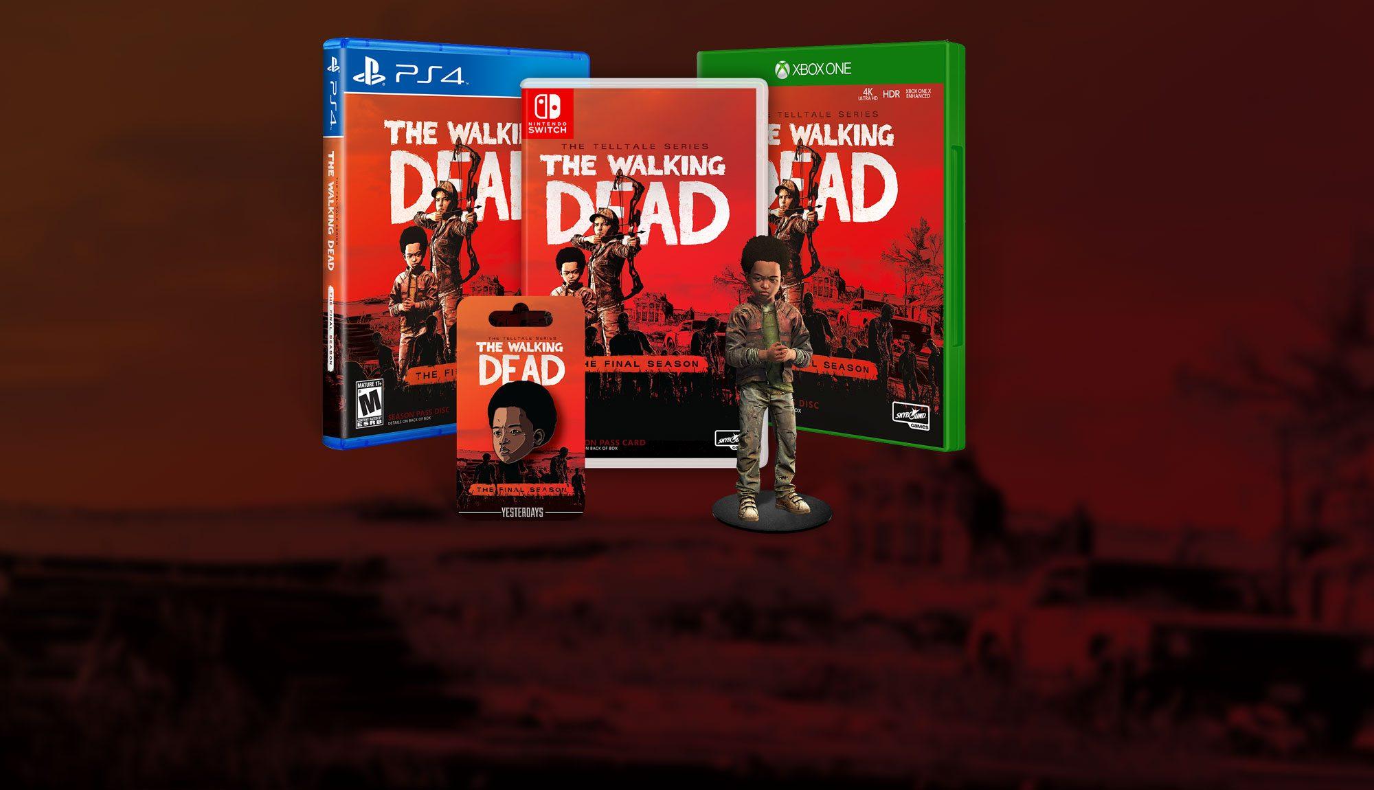 Telltale's The Walking Dead The Final Season Collector's