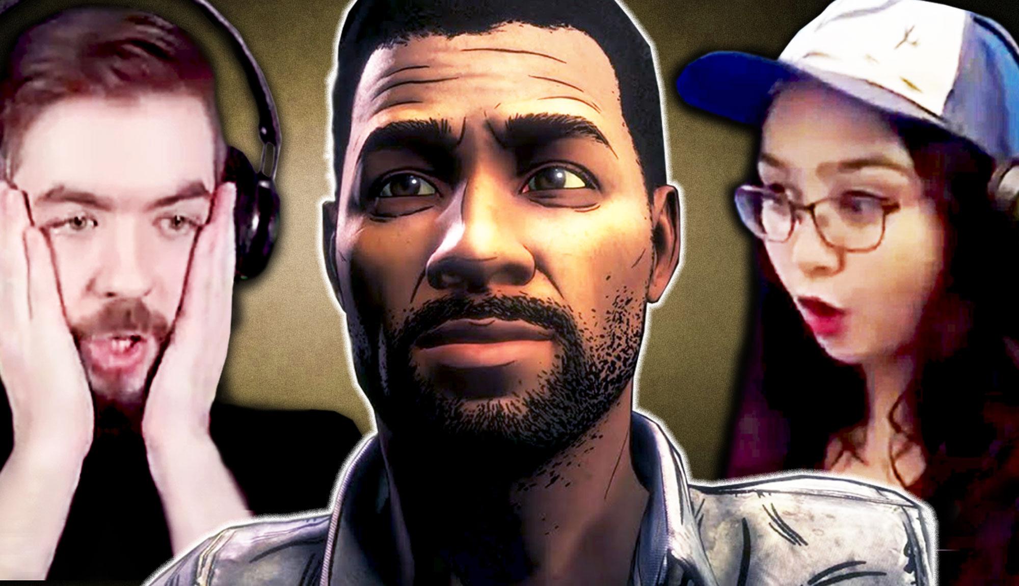 Gamers React To Telltale's The Walking Dead: The Final Season (Episode 403)