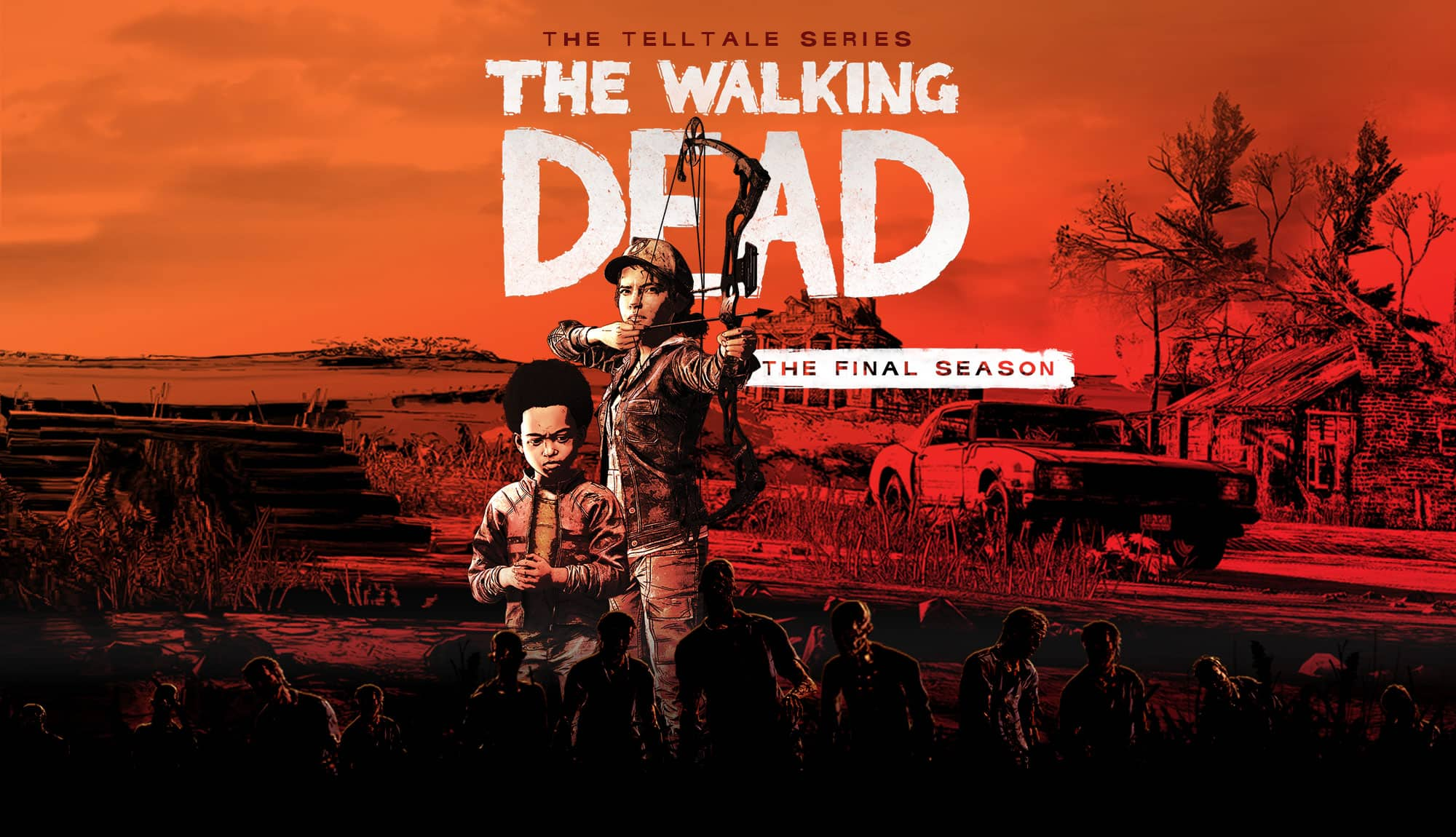 The Walking Dead The Final Season Episode 4 OUT NOW