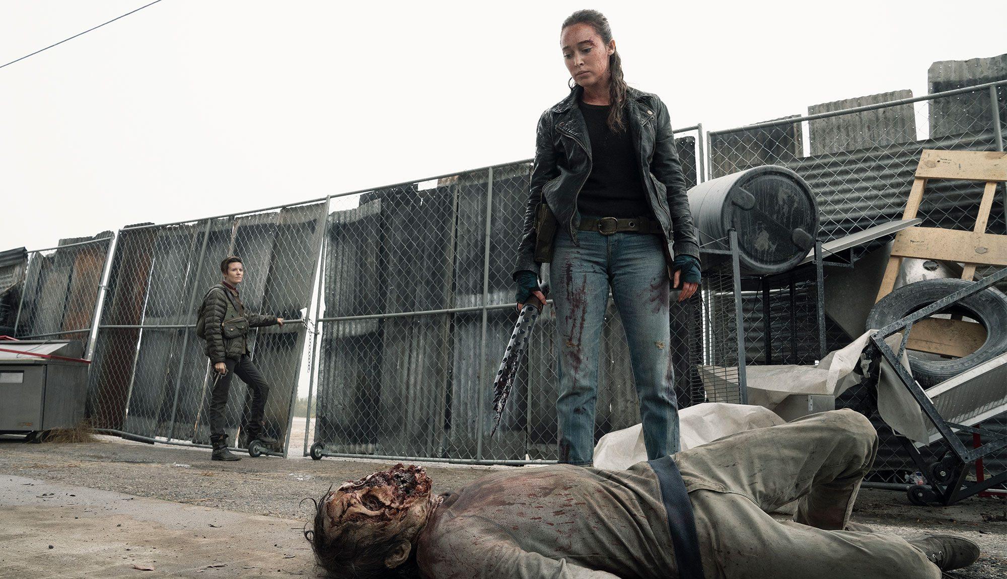 AMC Drops Fresh Stills From Fear the Walking Dead Season 5