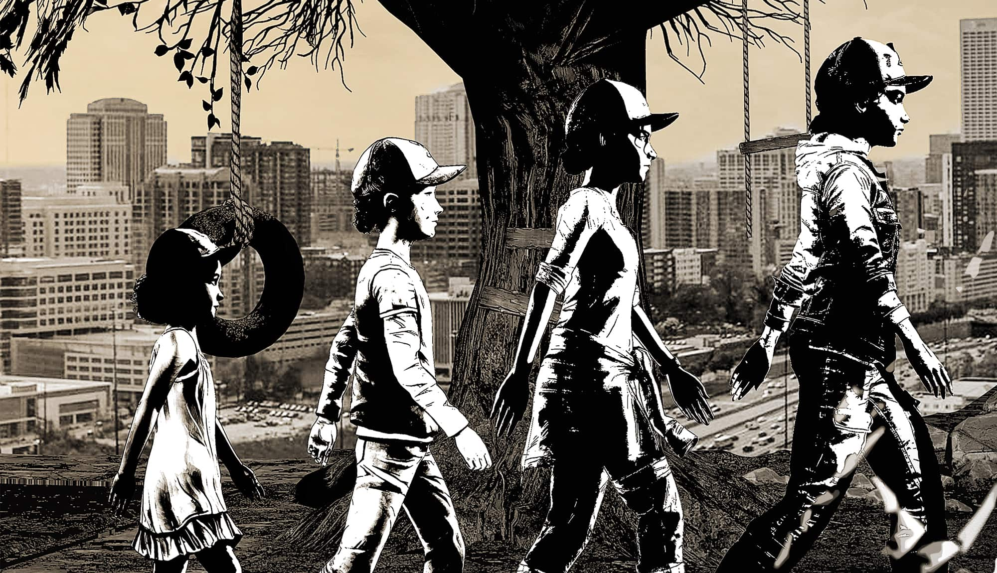 Introducing Telltale's The Walking Dead - The Definitive
