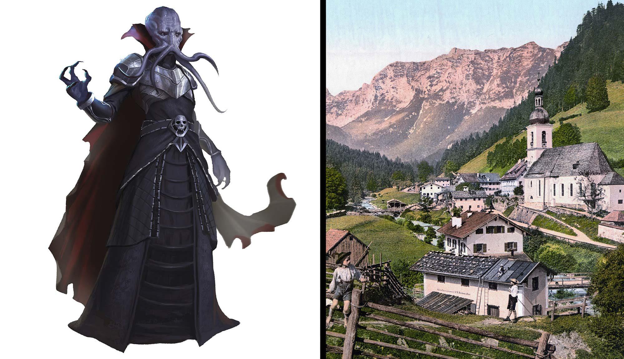 QUIZ: DnD Monster or Quaint European Village? - Skybound Entertainment