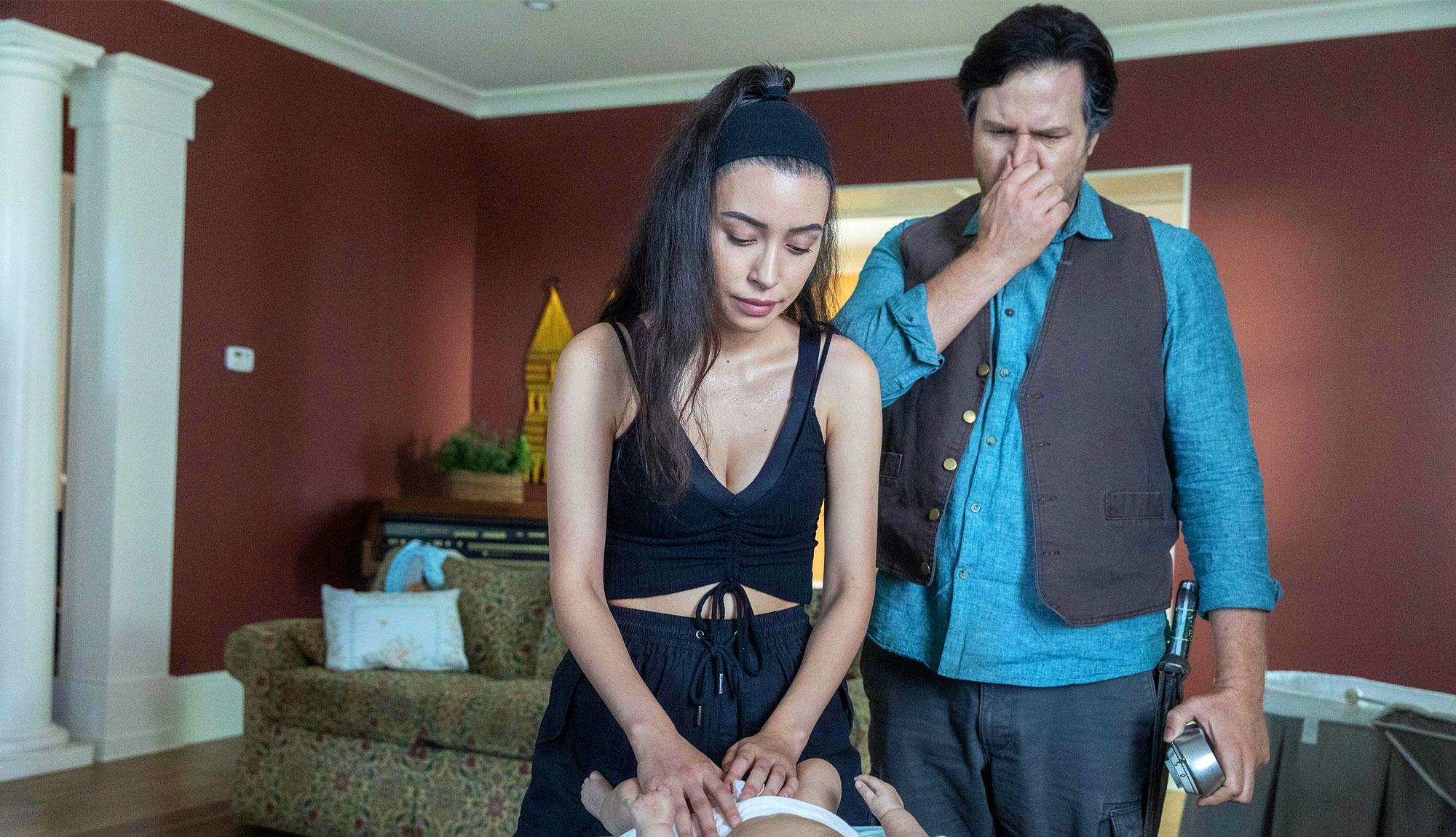 Rosita's Baby Revealed In Week Four of The Walking Dead Season 10 Reveals