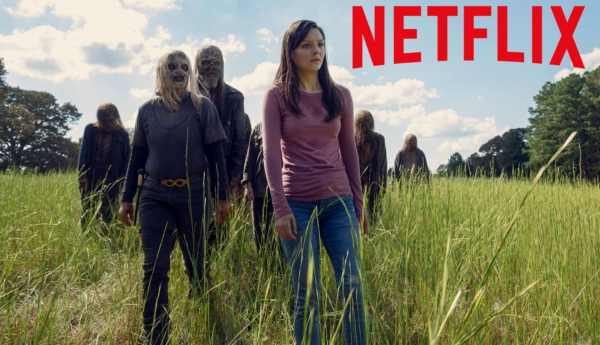 The Walking Dead Season 9 Gets Netflix Release Date