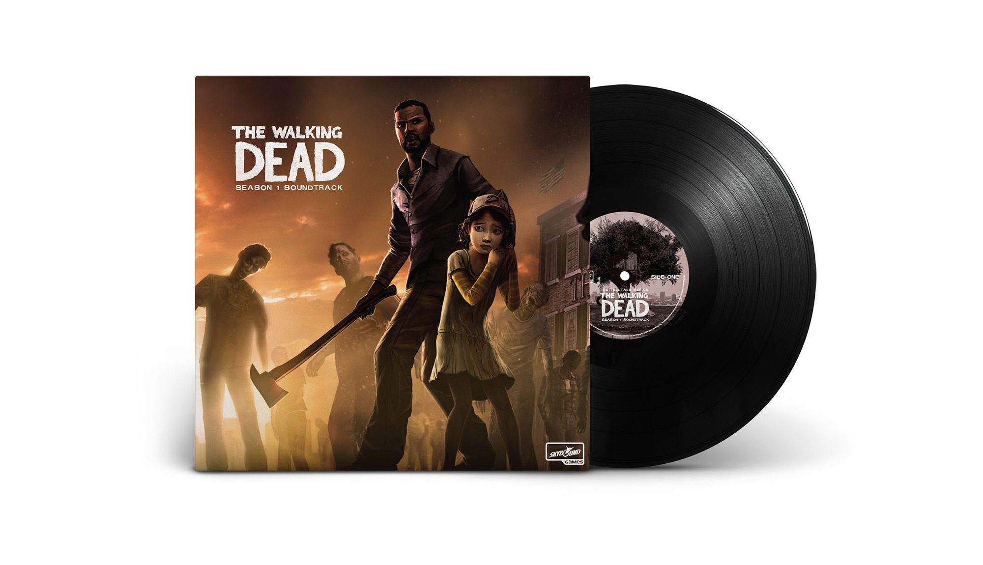 Telltale's TWD Series Soundtrack Coming Soon on Vinyl and